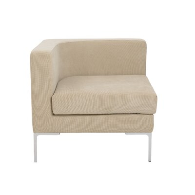 Mccurley Side Chair Upholstery: Tan