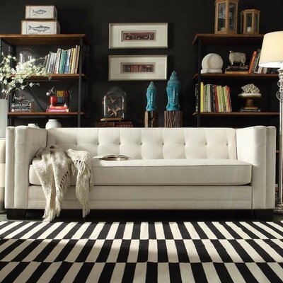 Rolland Square Tufted Sofa