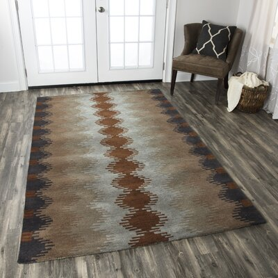 Benjamin Hand-Tufted Rectangle Multi Area Rug Rug Size: Runner 26 x 8