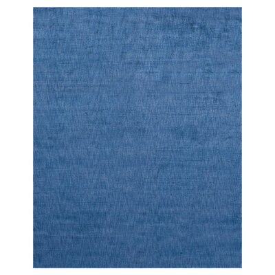 Morse Hand-Loomed Royal Area Rug Size: 79 x 99