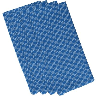 Buettner Geometric Napkin Size: 19