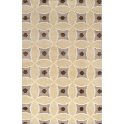 Cherree Area Rug Rug Size: Rectangle 5 x 8