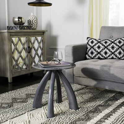 Odilia Iron End Table