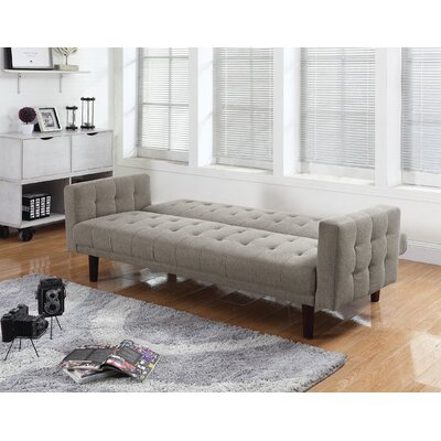 Alani Taupe Sleeper Sofa