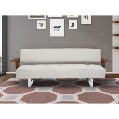 Taft Convertible Sofa Upholstery: Beige