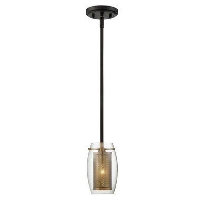 Balcom 1-Light Mini Pendant