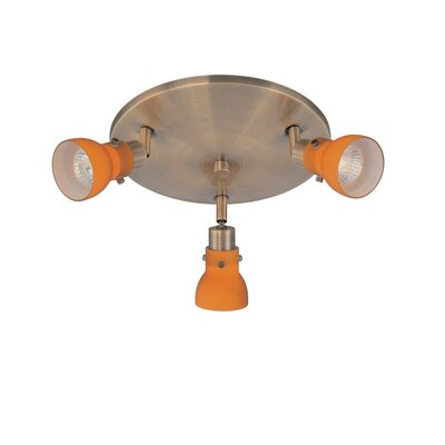 Chardae 3-Light Ceiling Spot Light