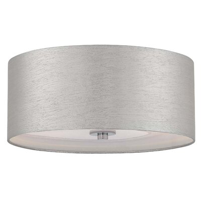 Timaios 2-Light Flush Mount