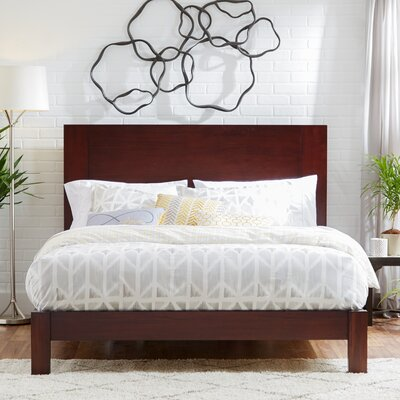 Yeala Panel Headboard Size: King
