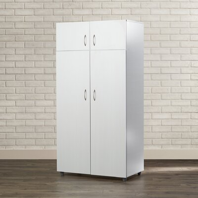 Cabrini Armoire Finish: White