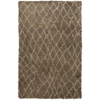 Cordon Light Gray Area Rug Rug Size: 5 x 8