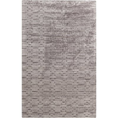 Ginevra�Gray Area Rug Rug Size: Rectangle 4 x 6