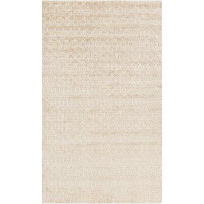Cordray Ivory Area Rug Rug Size: 5 x 8