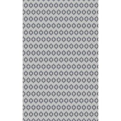 Cordray Slate Area Rug Rug Size: 33 x 53