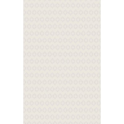 Ines� Taupe Area Rug Rug Size: Rectangle 8 x 11