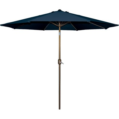 Cornelius 9 Market Umbrella Fabric: Navy