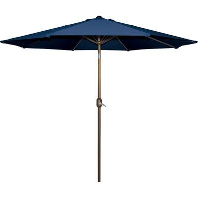Cornelius 9 Market Umbrella Fabric: Royal Blue