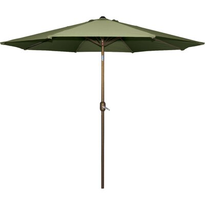 Cornelius 9 Market Umbrella Fabric: Sage