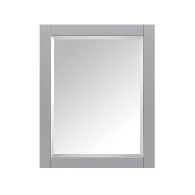 Martina 24 x 30 Surface Mount Medicine Cabinet Finish: Chilled Gray