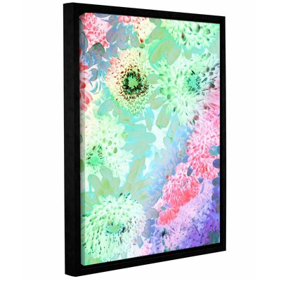 'Toward the Light' Framed Graphic Art Print on Canvas Size: 10