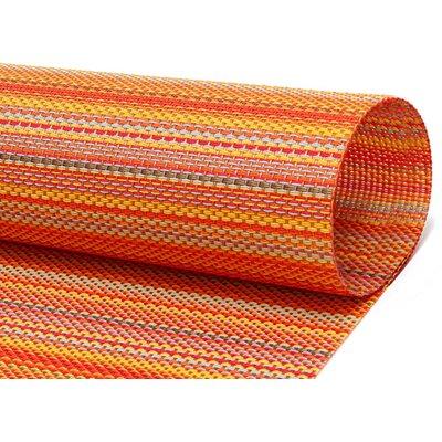 Harte Mesh Placemat (Set of 6) Color: Orange