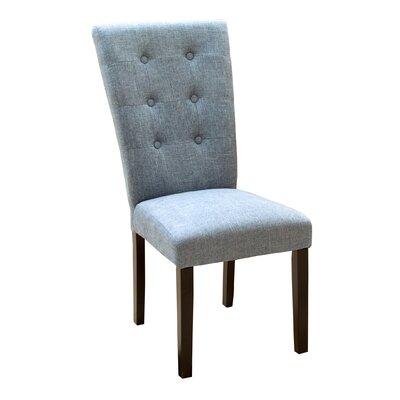 Danner Parsons Chair Upholstery: Denim Blue