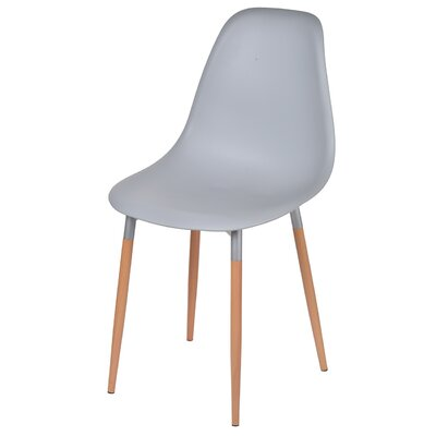 Dantzler Mode Side Chair Finish: Gray
