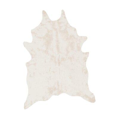 Cyrus Ivory Area Rug Rug Size: Novelty 310 x 5