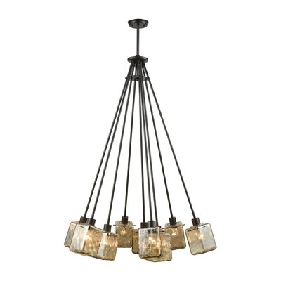 Darion 9-Light Cluster Pendant