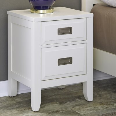 Darrow 2 Drawer Night Stand