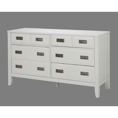 Darrow 6 Drawer Dresser