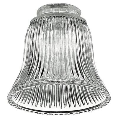 Desouza 4.7 Glass Bell Pendant Shade