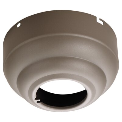 Desouza Ceiling Canopy Adapter Kit Finish: Titanium