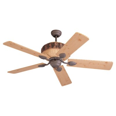 52 Elvina Pine 5 Blade Ceiling Fan
