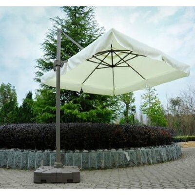 10 Haddox Square Cantilever Umbrella