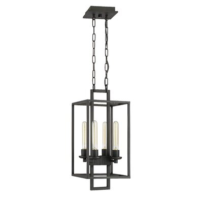 Borkowski 4-Light Foyer Pendant