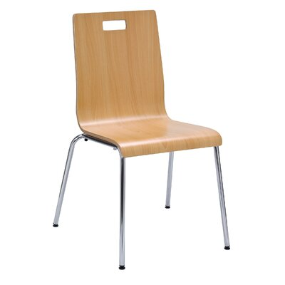 Avaya Side Chair Finish: Natural