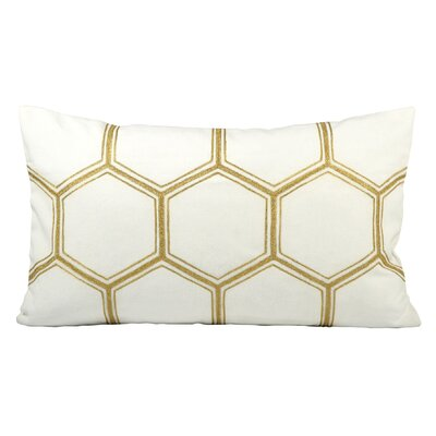 Borne Cotton Lumbar Pillow