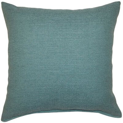 Borrego Throw Pillow Color: Turquoise