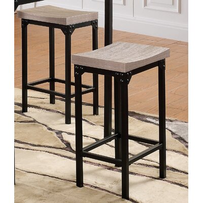 Xenophon 25 inch Bar Stool (Set of 4)
