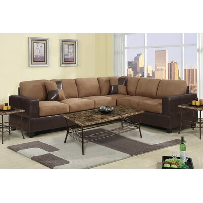 Bosque Sectional Upholstery: Hazel