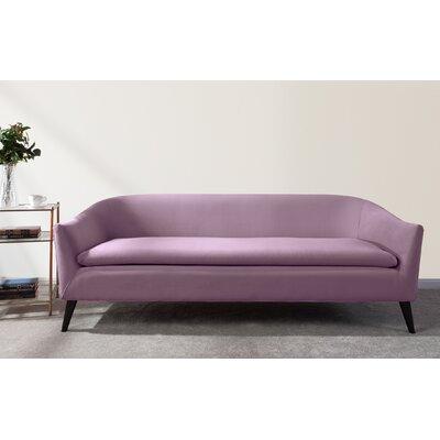 Goodale Mid-Century Modern Sofa Upholstery: Lavender