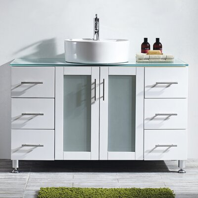 Boswell 48 Single Vanity Set