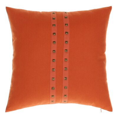 Bosworth Jessa Throw Pillow Color: Spice