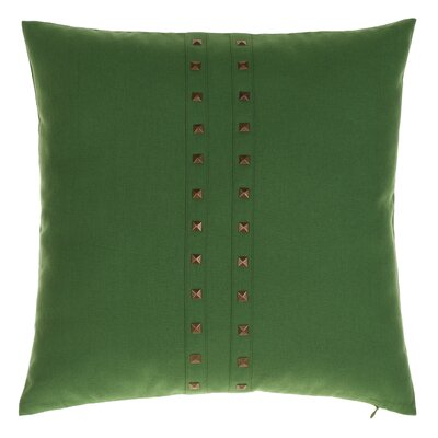 Bosworth Jessa Throw Pillow Color: Moss