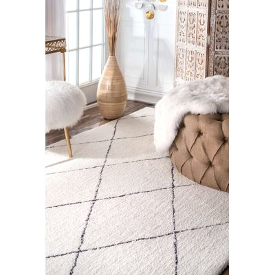 Glade Armitra Area Rug Rug Size: 4 x 6