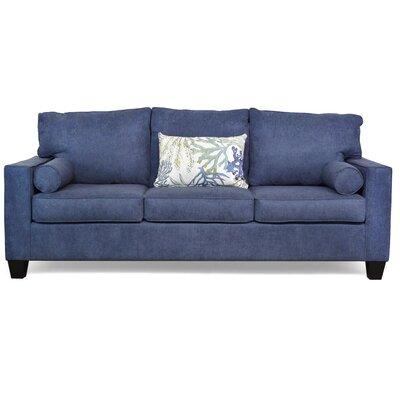 Doering Sofa Upholstery: Felix Navy / Coral Reef Oceanside