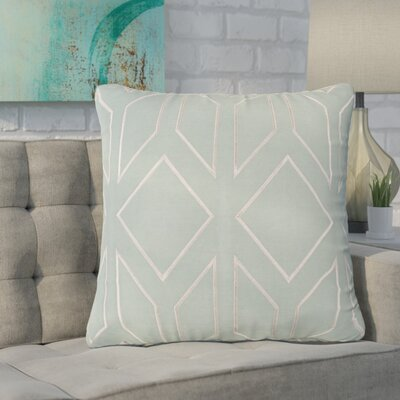 Baccus Linen Pillow Cover Size: 20 H x 20 W x 1 D, Color: GrayNeutral