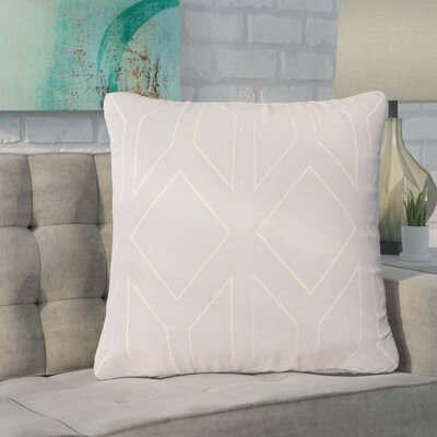 Baccus Linen Pillow Cover Size: 18 H x 18 W x 1 D, Color: Neutral