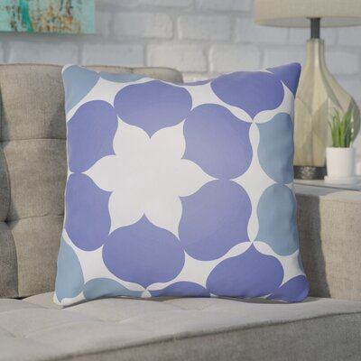 Anderson Mill Throw Pillow Size: 18 H x 18 W x 4 D, Color: Blue
